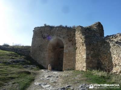 Hoces del Río Duratón - Villa y Tierra de Sepúlveda;viajes senderismo agosto